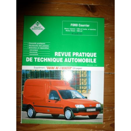 Courrier Revue Technique Ford