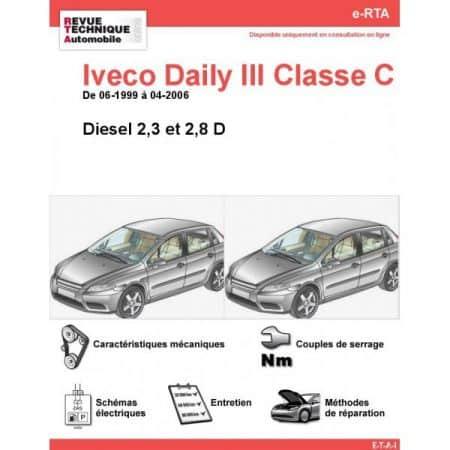 Daily C D 99-06 Revue e-RTA Numerique Iveco
