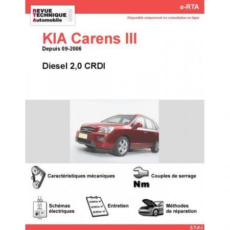 Carens 06- Revue e-RTA Numerique Kia