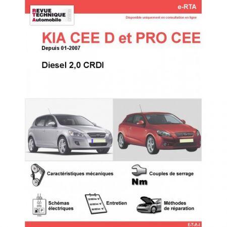 CEED D 07- Revue e-RTA Numerique Kia