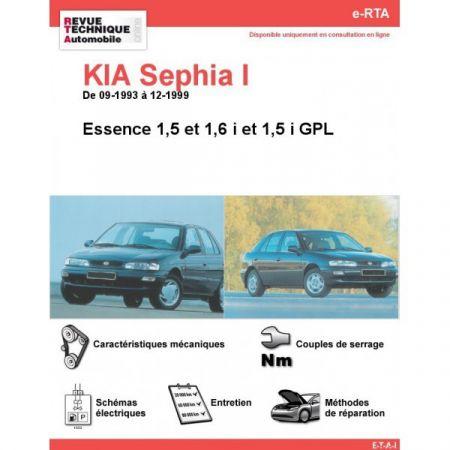 Sephia I Ess 93-99 Revue e-RTA Numerique Kia