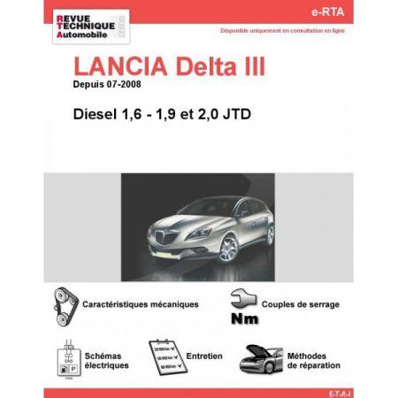 delta III D 08- Revue e-RTA Numerique Lancia