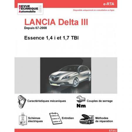 delta III E 08- Revue e-RTA Numerique Lancia