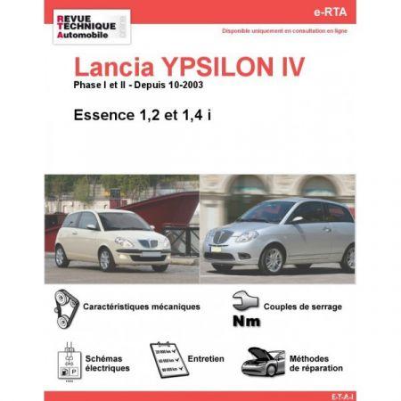 Ypsilon IV E 03- e-RTA Numerique Lancia