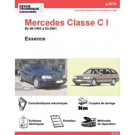 Classe C E 93-01 Revue e-RTA Numerique Mercedes