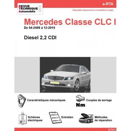 Classe CLC D 08-10 Revue e-RTA Numerique Mercedes