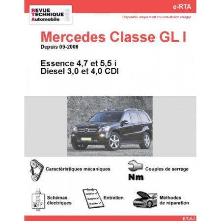 Classe GL 06- Revue e-RTA Numerique Mercedes