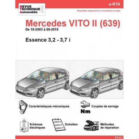 Vito E 03-10 Revue Technique Numerique Mercedes