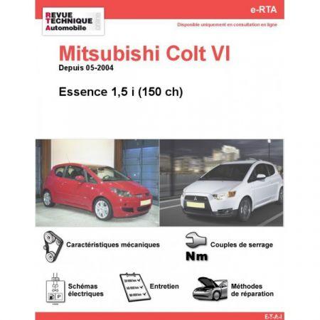 Colt IV E 04- Revue e-RTA Numerique Mitsubishi