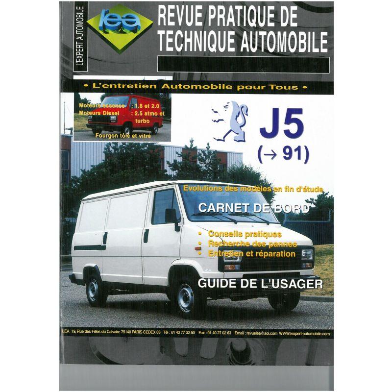 peugeot j5 essence 1800cc 2000cc diesel 2500cc. Black Bedroom Furniture Sets. Home Design Ideas
