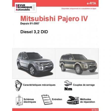Pajero D 07- Revue e-RTA Numerique Mitsubishi