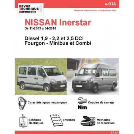 Interstar D 03-10 Revue e-RTA Numerique Nissan