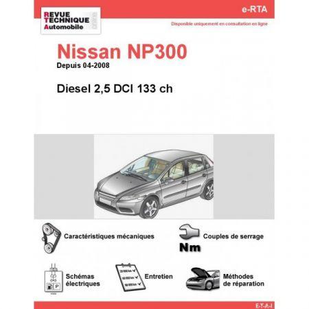 NP300 D 08- Revue e-RTA Numerique Nissan