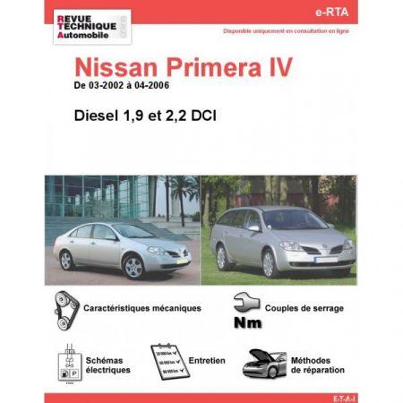 Primera D 02-06 Revue e-RTA Numerique Nissan