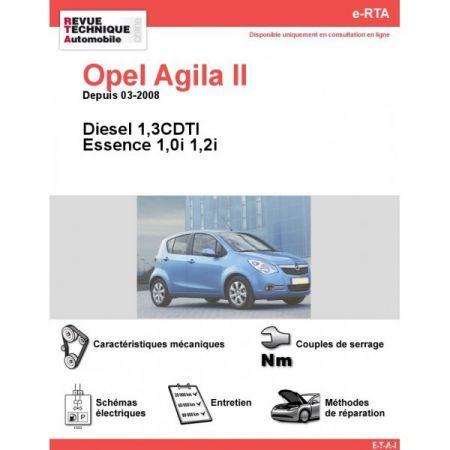 Agila 08- Revue e-RTA Numerique Opel