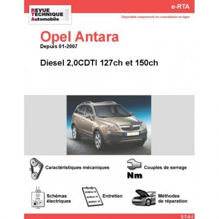Antara D 07- Revue e-RTA Numerique Opel