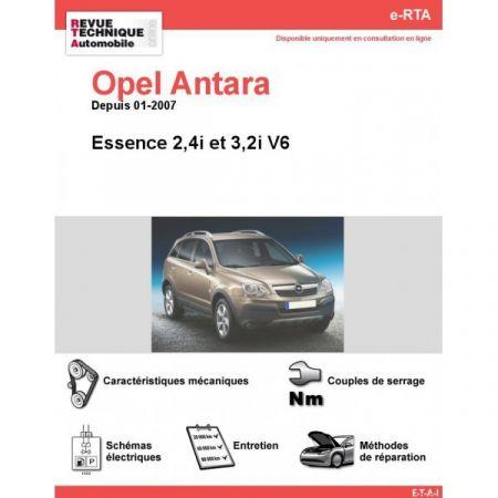 Antara E 07- Revue e-RTA Numerique Opel