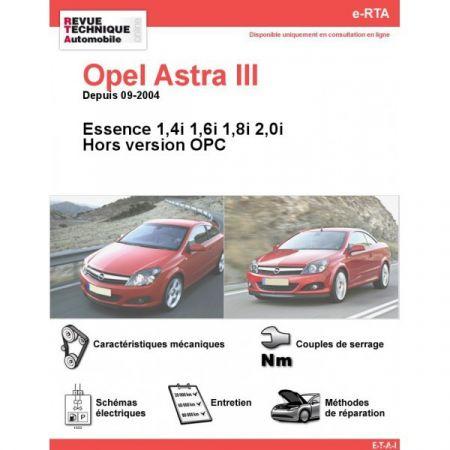 Astra E 04- Revue e-RTA Numerique Opel