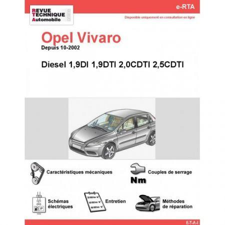 Vivaro D 02- Revue e-RTA Numerique Opel