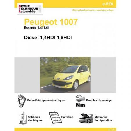 1007 05-10 Revue e-RTA Numerique Peugeot