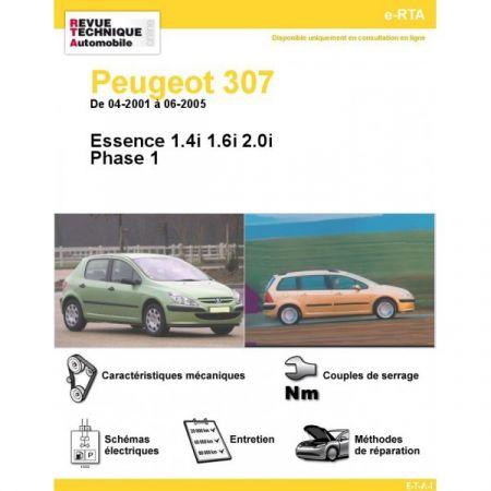 307 E 01-05 Revue e-RTA Numerique Peugeot