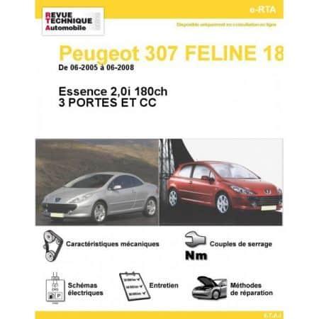 307 E 05-08 Revue e-RTA Numerique Peugeot