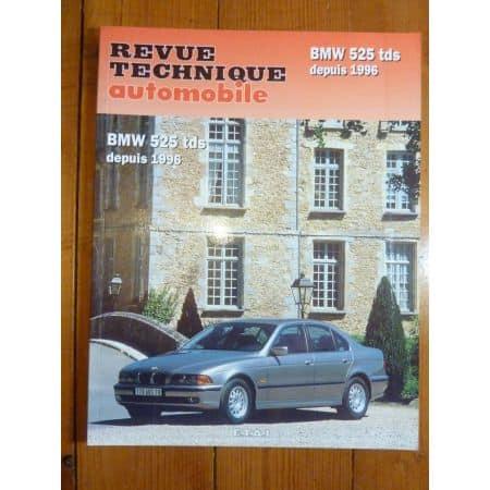525TDS 96- Revue Technique BMW