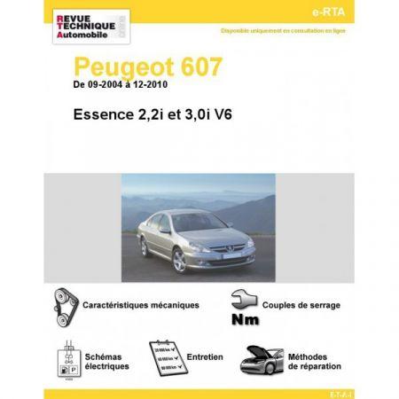 607 E 04-10 Revue e-RTA Numerique Peugeot