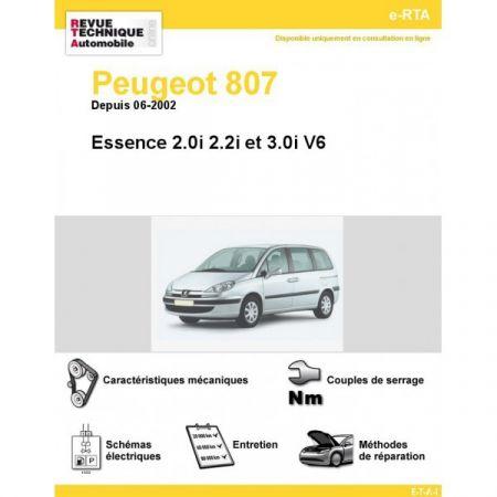 807 E 02- Revue e-RTA Numerique Peugeot