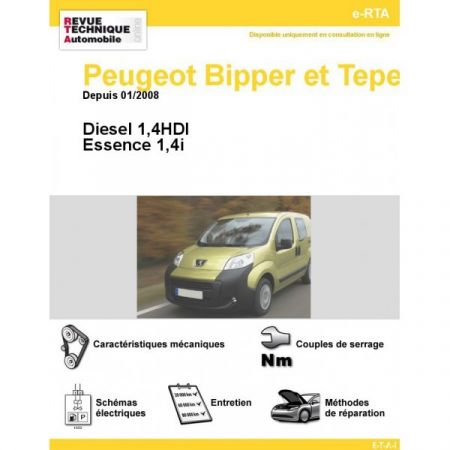 Bipper-Tepe 08- Revue e-RTA Numerique Peugeot