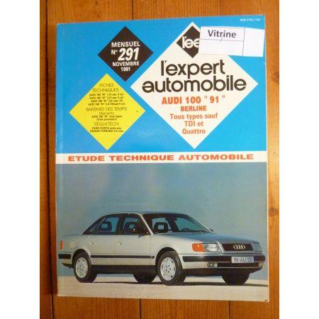 100 91- Revue Technique Audi