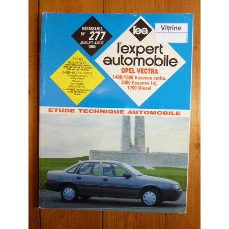 VECTRA Revue Technique Opel