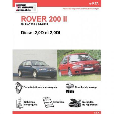 200 D 96-00 Revue e-RTA Numerique Rover
