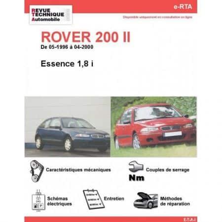 200 E 96-00 Revue e-RTA Numerique Rover