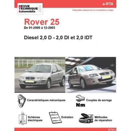25 D 00-05 Revue e-RTA Numerique Rover