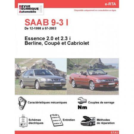 9.3 I E 98-03 Revue e-RTA Numerique Saab
