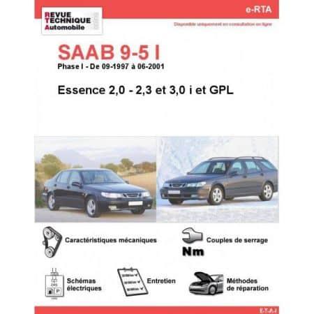 9.5 I E 97-01 Revue e-RTA Numerique Saab
