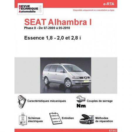 Alhambra I E 00-10 Revue e-RTA Numerique Seat