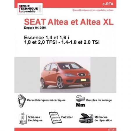 Altea E 04- Revue e-RTA Numerique Seat