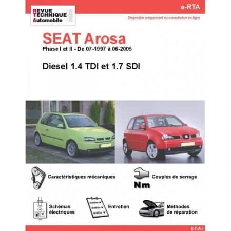 Arosa D 97-05 Revue e-RTA Numerique Seat