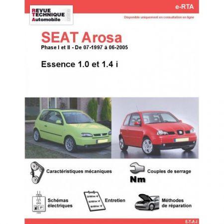 Arosa E 97-05 Revue e-RTA Numerique Seat