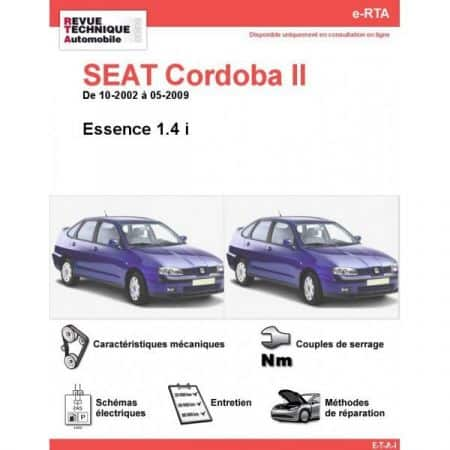 Cordoba II E 02-09 Revue e-RTA Numerique Seat