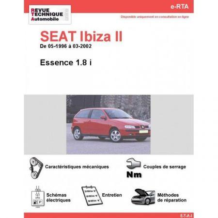 Ibiza II E 96-02 Revue e-RTA Numerique Seat