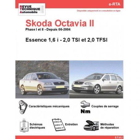 Octavia II E 04- Revue e-RTA Numerique Skoda