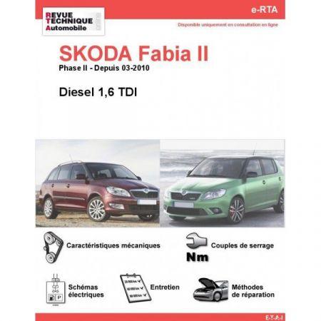 Fabia II 10- Revue e-RTA Numerique Skoda