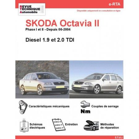 Octavia II D 04- Revue e-RTA Numerique Skoda