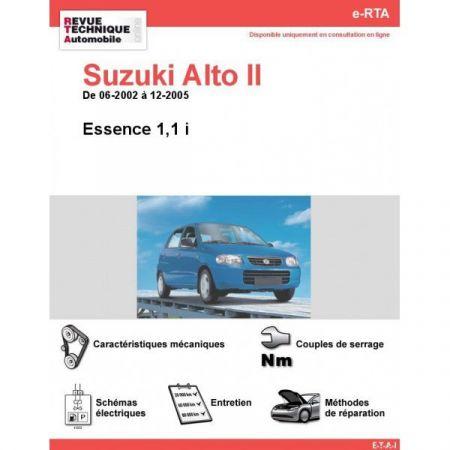 Alto II E 02-05 Revue e-RTA Numerique Suzuki