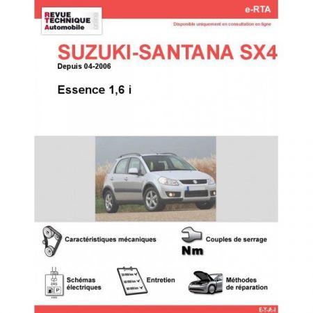 SX4 E 06- Revue e-RTA Numerique Suzuki