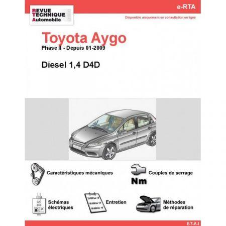 Aygo D 09- Revue e-RTA Numerique Toyota