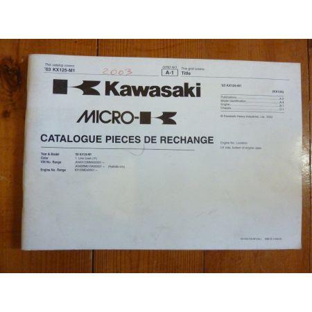 03- KX125 M1 Catalogue Pieces